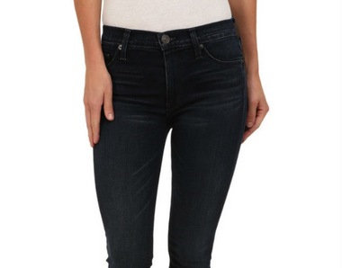 The Hudson High Rise Barbara is a great denim featuring the high rise trend. shopadorn.com