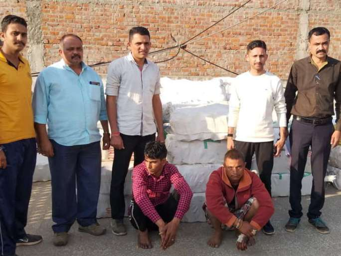 Dahod caught a fake liquor manufacturing factory