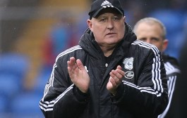 Former Bluebirds Manager Russell Slade Ready To Face Newport County