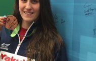 Davies Claims Britain's First World Short Course Medal in Canada
