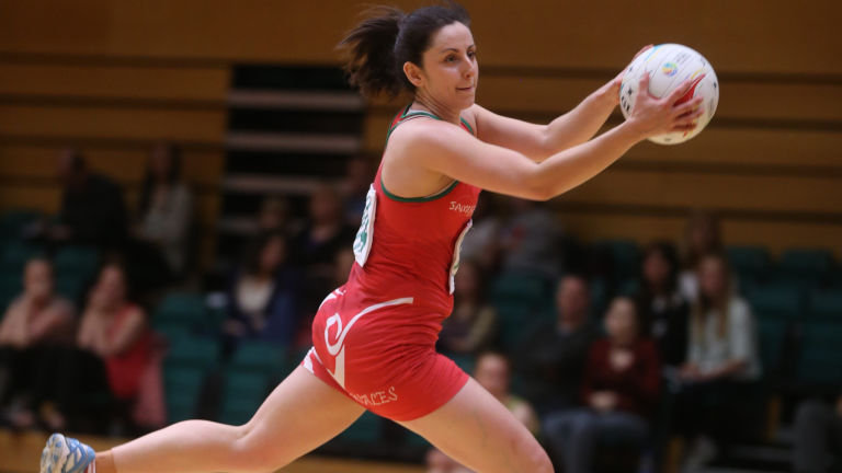 Wales Host Major Netball Europe Netball Event In Cardiff