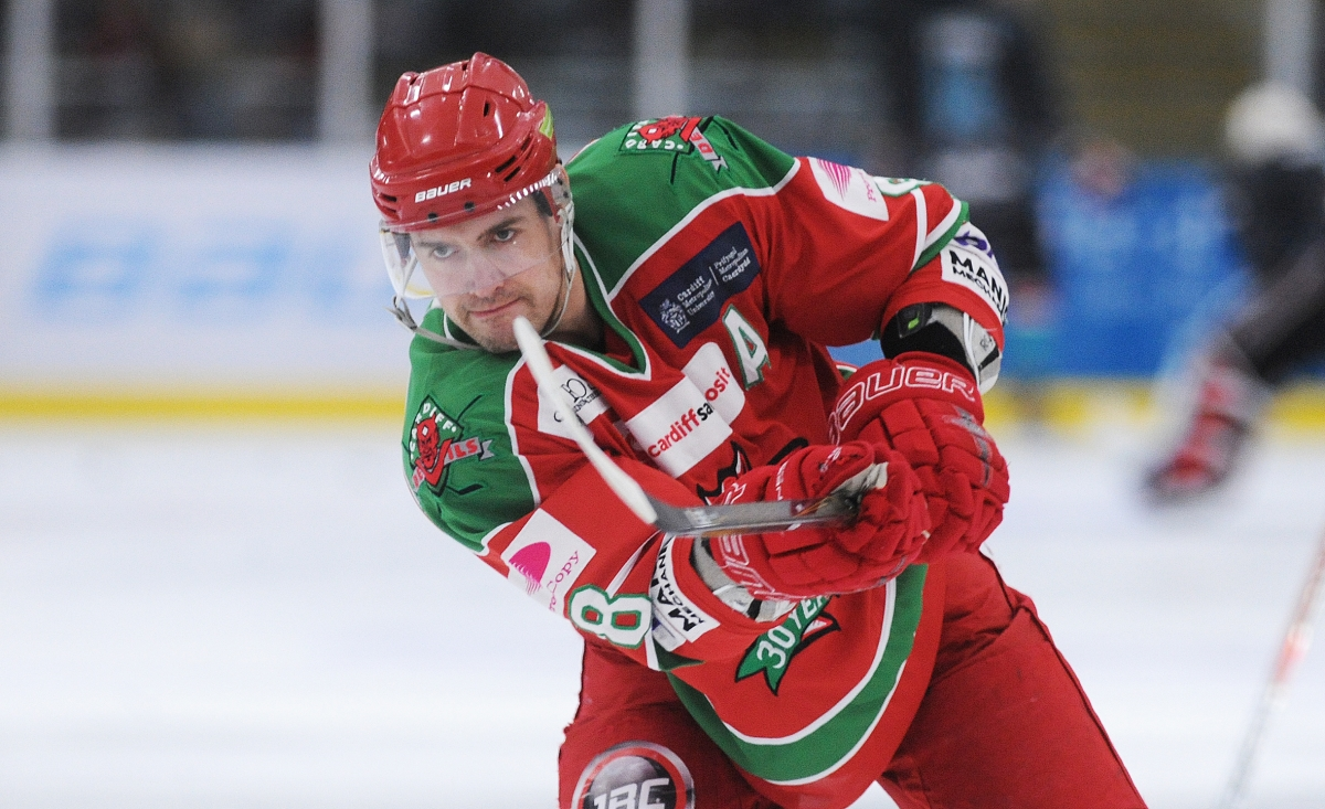 'Bull' Matthew Aiming For More Success With Cardiff Devils