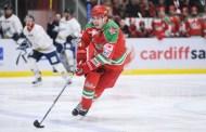Joey Haddad's Glowing Report On Cardiff Devils Team-mate Chris Culligan