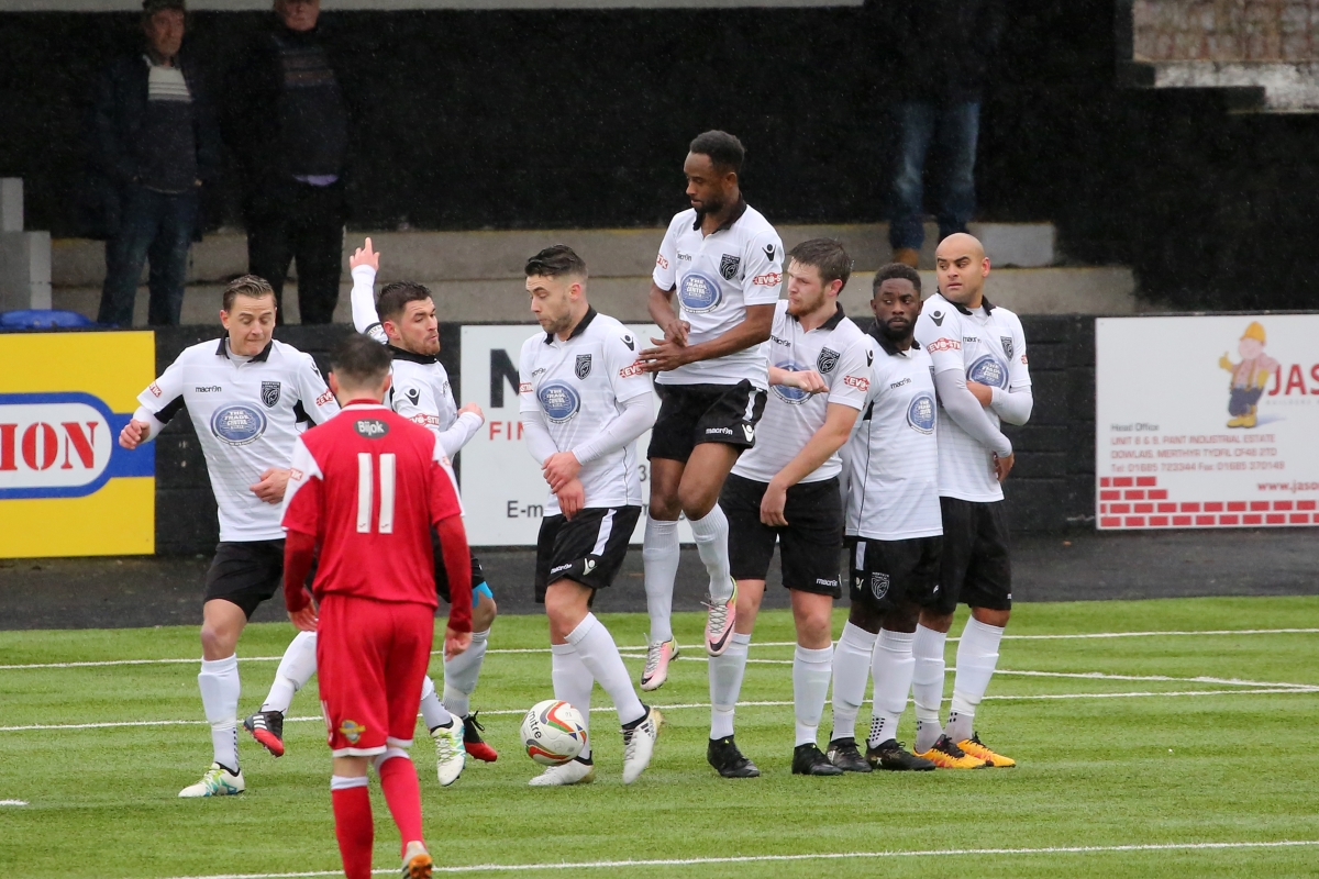 Merthyr Town Slip To First Southern League Defeat Of Season