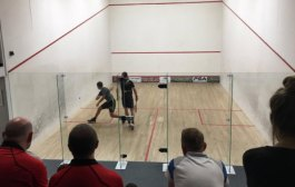 Cardiff's Emyr Powers Into Main Draw At Rhiwbina PSA Event
