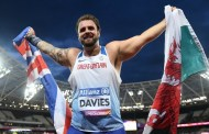 Aled Davies Says London Double Is Better Than Rio
