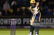 Glamorgan All In A Spin As Crane Hoists Hampshire To Win
