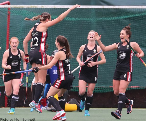 Wales Men And Women Go For EuroHockey Glory