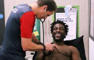 Wilfried Bony Insists He's Not Too Cool For School With Swans