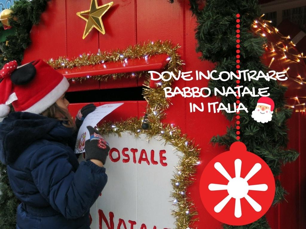 Le 10 E Più Belle Case Di Babbo Natale In Italia Dai Che