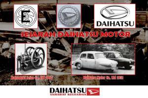 sejarah daihatsu motor