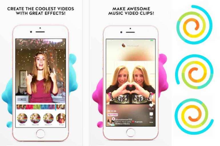 Funimate : l'application d'édition et effets vidéo