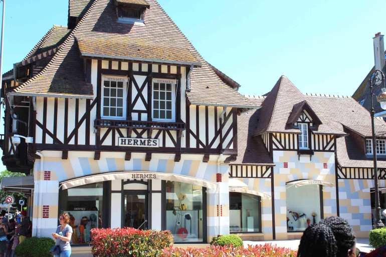 Hermès Deauville