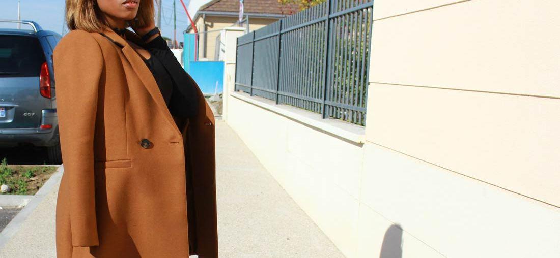 Le manteau camel pour tous les styles