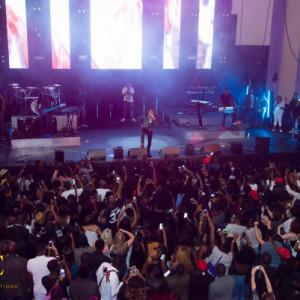 Davido London concert15