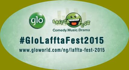 GLO Laffta Fest in Enugu 2015 Show
