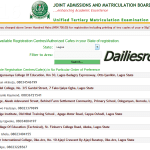 List of Accredited JAMB Registration Centers in Nigeria