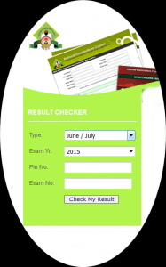 NECO Result 2015-2016 Portal