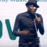 Bovi performance At Glo Laffta Fest 2015