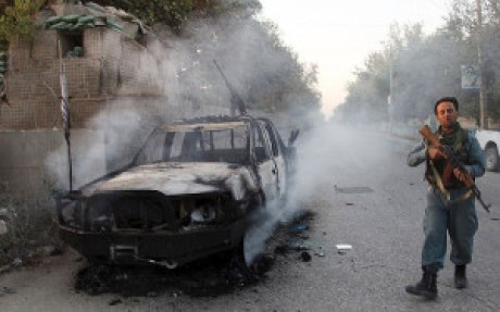 Afghan Forces Retake Kunduz City Center From Taliban