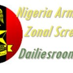 74RRI Result Checker for zonal screening Exercise