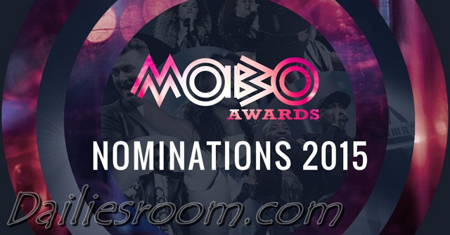 2015 MOBO Awards Winners | MOBO Awards - DailiesRoom