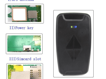 Supper Battery inside of GPS tracking device (MT18A)