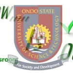 2015 OSUTECH Admission List Release, Check now