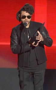 2015 American Music Awards Winners