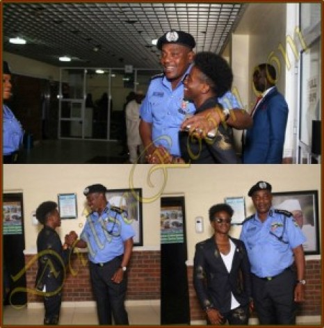 First Youth Ambassador For Nigerian Police Appointed As Korede Bello