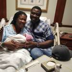 Mercy Johnson Welcomes Baby Girl in United States of America