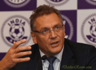 FIFA General Secretary Jerome Valcke has been sacked by Fifa