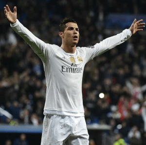 Ronaldo Inspires Himself To Be The Best Player in The World