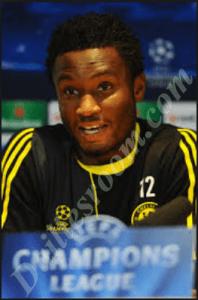 John Obi Mikel goals for Chelsea - Full Goals Details
