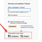 How to Sign Up Yahoo Mail using Facebook.com