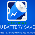 Download Free DU Battery Saver for Android Phones – DU Battery Saver