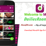 Download Mooditt App | Mooditt.com – Play all Naija Music