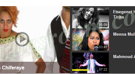 Download New Ethiopian Music Videos and News