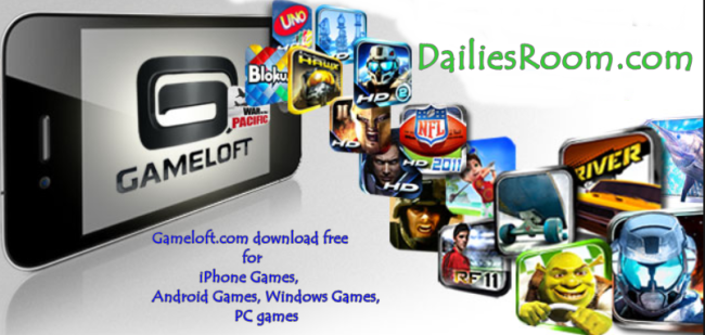 Gameloft.com download free