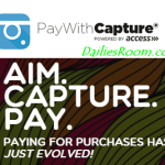 How to PayWithCapture on Smartphones / PayWithCapture App download