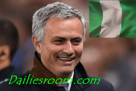 Jose Mourinho Super Eagles new manager