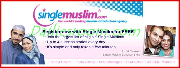 single muslim dating free
