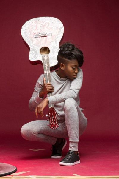YBNL First Female Artiste Olamide Just Signed - YBNL Record label