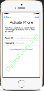 Download iPhone iCloud Unlock Software Free - Instructional image
