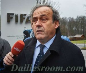 Michel Platini ban reduced to four years
