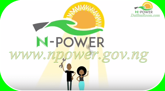Various Programme in N-Power Job Application | www.npower.gov.gn