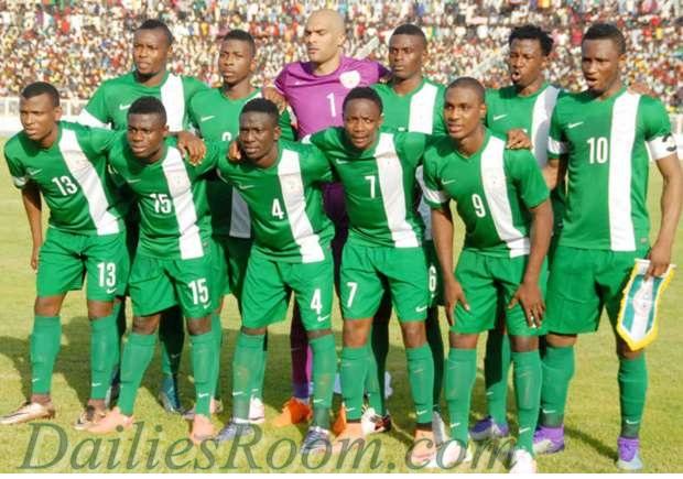 Russia 2018 Fifa World Cup qualification Draw: Nigeria, Ghana