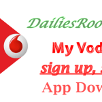 Vodafone sign up, sign in, My Vodafone App Download – buy credit online,