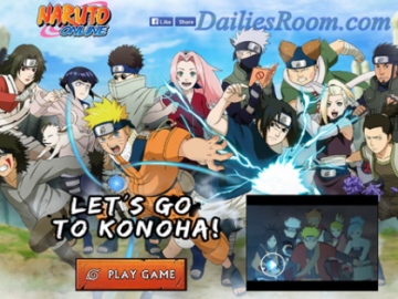 How To Play Naruto Online Free game, Sign Up Naruto Fighting Games