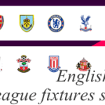 English Premier League fixtures schedule 2016/2017 – EPL Weekly Fixtures